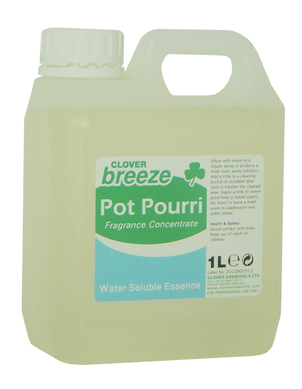 Clover Breeze Potpourri - Air Freshener concentrate